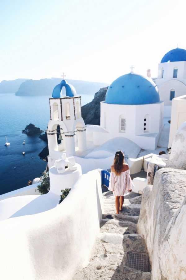 Греция, Санторини