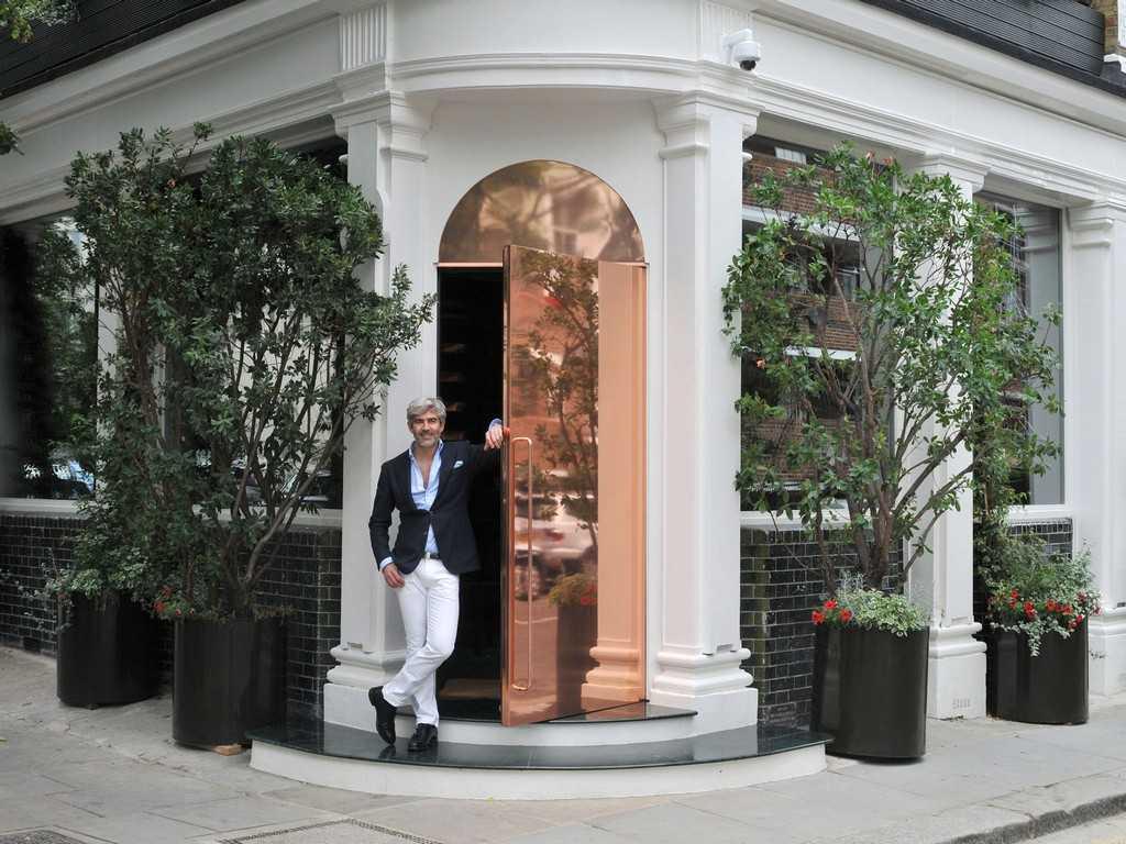 Ресторан Casa Cruz, Лондон