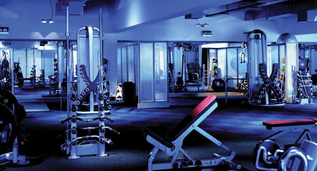 Тренажерный зал Chelsea Harbour Gym
