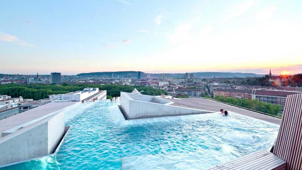Thermal Baths & Spa Zurich