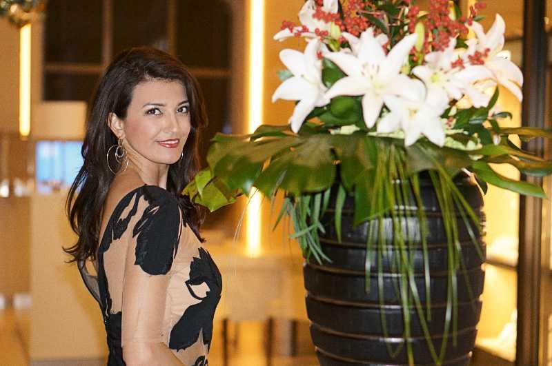 Светлана Матызик, владелица компании MIRONOVA Interior Design