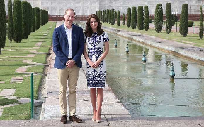 The Duke & Duchess Of Cambridge Visit India & Bhutan - Day 7