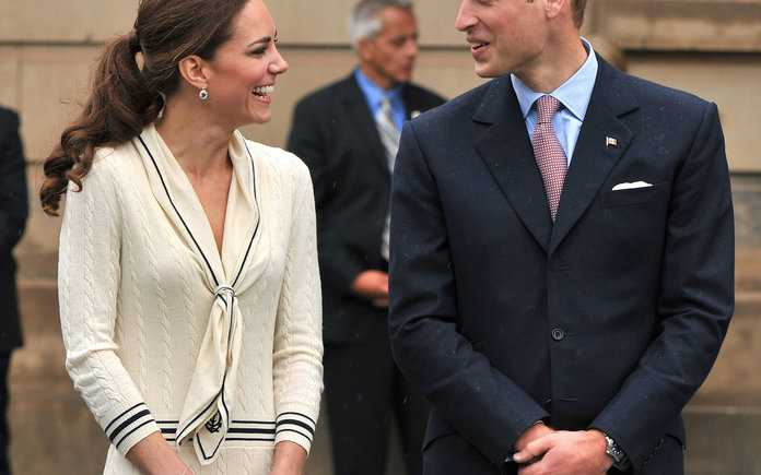 The Duke And Duchess Of Cambridge North American Royal Visit - Day 5