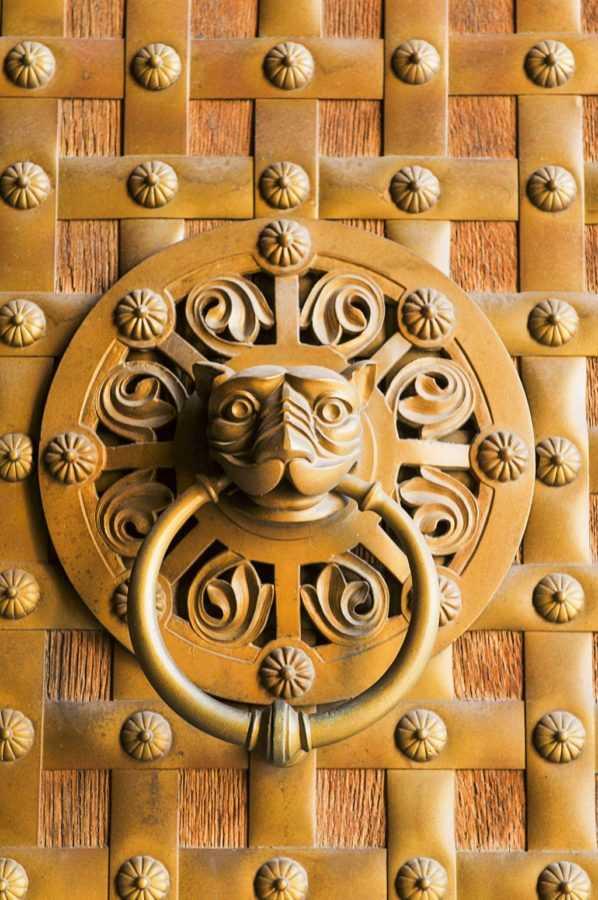 Дверь, Мадрид