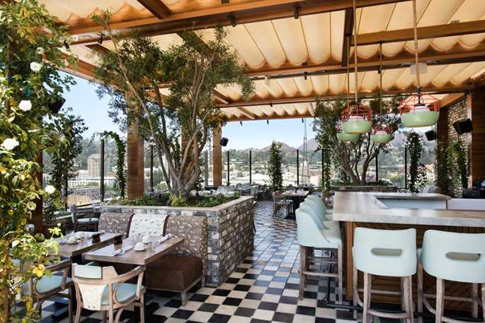 Dream Hollywood The Highlight Room Grill