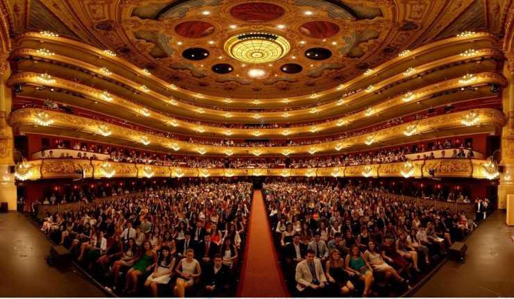 """Театр """"Лисео"""""""