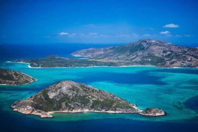 Фото: Lizard Island, Great Barrier Reef, Australia