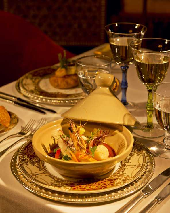 Ресторан Le Selman