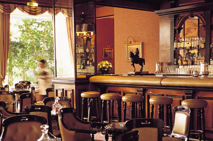 Hôtel deParis Monaco Le Bar Américain