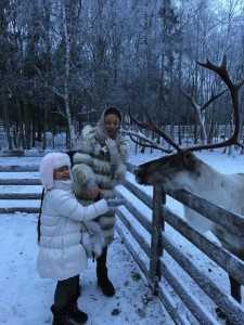 Путешествовала Ольга Муравицкая с дочерью Соней