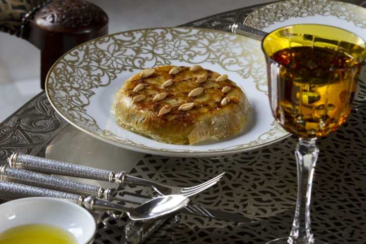 Ресторан La Grande Table Marocaine