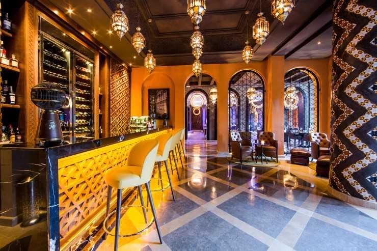 Отель Four Seasons Resort Marrakech