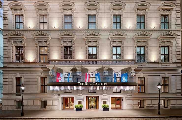 The Ritz-Carlton, Vienna 5*
