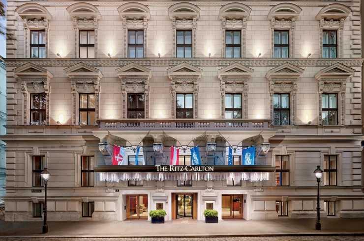 The Ritz-Carlton, Vienna 5*