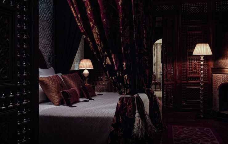 Риада отеля Royal Mansour