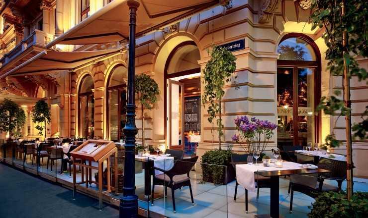 The Dstrikt Steakhouse Viena