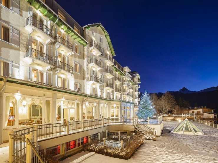 Cristallo Resort Cortina