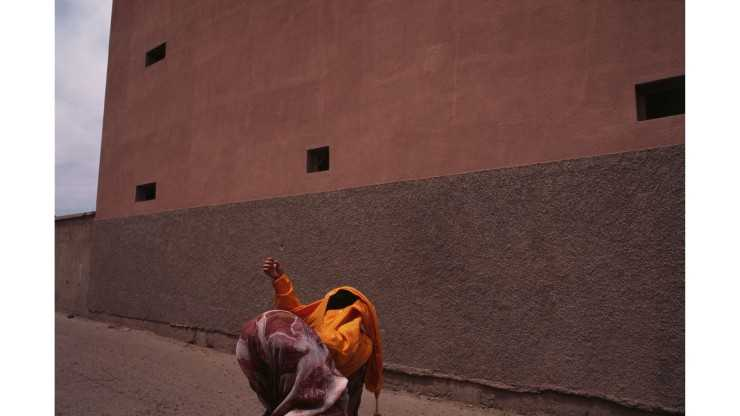 Marrakech, 1997 © Vincent van de Wijngaard / Art + Commerce