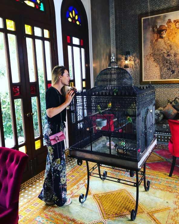 Отель Royal Mansour