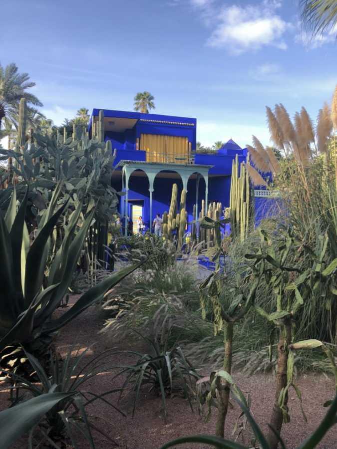 Сады Мажорель