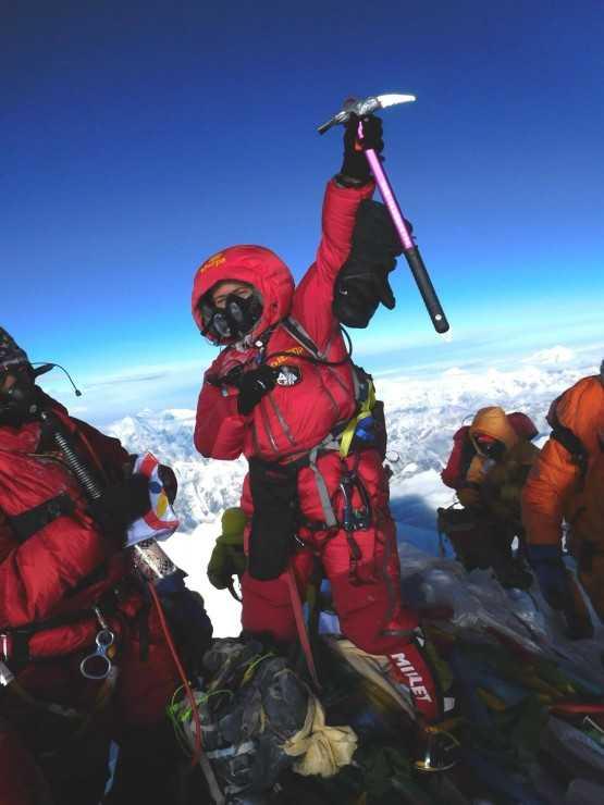 Эверест, высота 8848 м