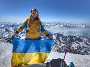 Эльбрус, высота 5642 м