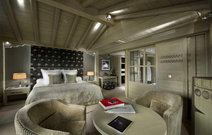 Номер отеля Le K2 Palace