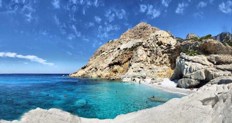 Икария, Греция
