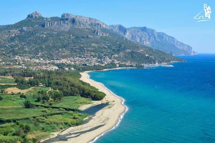 Ольястра, Сардиния