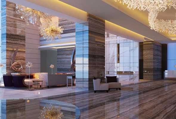 Radisson Blu Dubai Waterfront, Business Bay