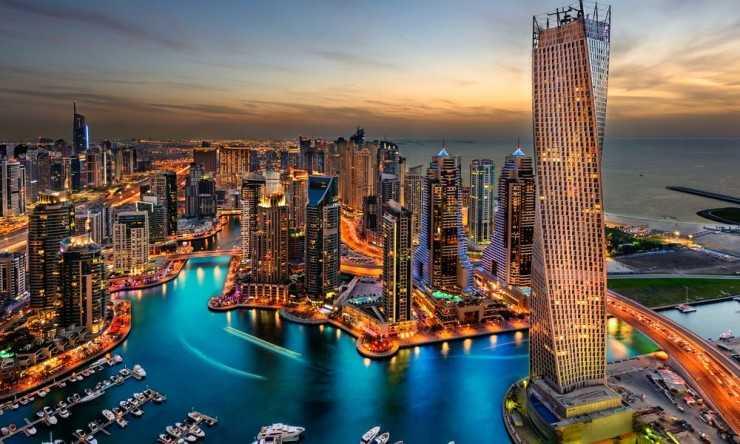 Дубай. Фото: pymnts.com