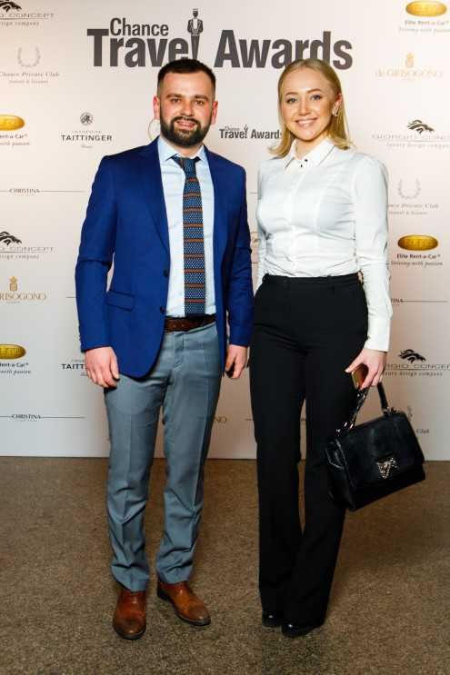 Артем Штрикуль и Ксения Тюрикова