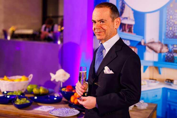 Посол Италии в Украине - Давиде Ла Чечилия