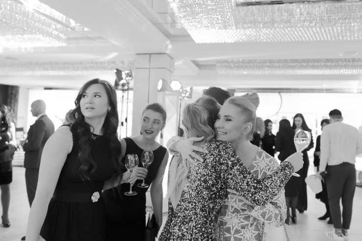 Аделя Суляева, Татьяна Бондарчук,  Виктория Белая, Светлана Масленникова