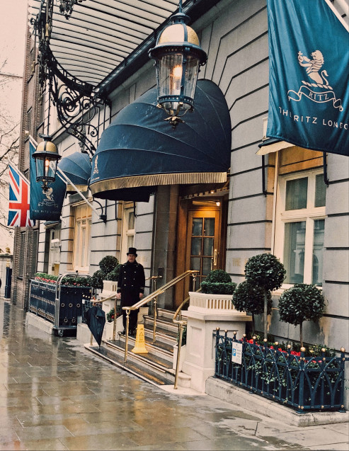 Отель The Ritz