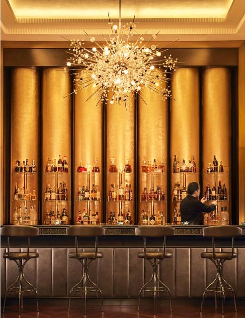 Bentley's bar