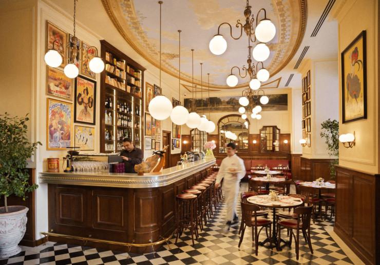 Ресторан Paris Bistro