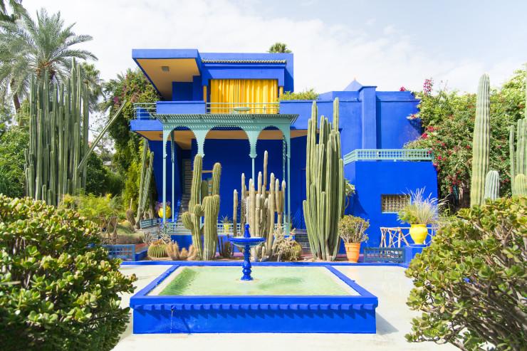Марракеш. В нем можно сделать остановку перед погружением в пляжный отдых в Марокко