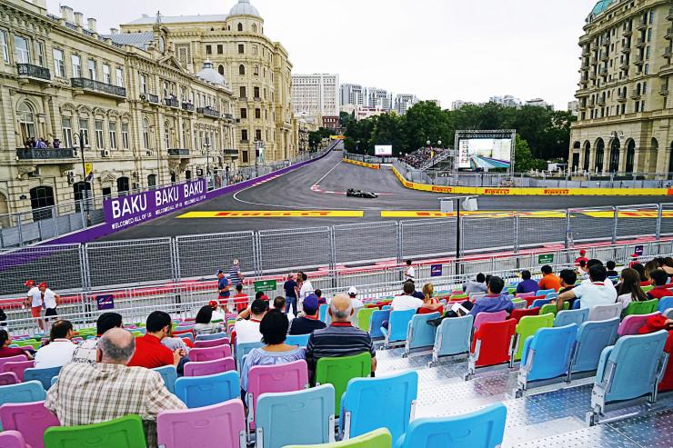 Формула-1, Баку