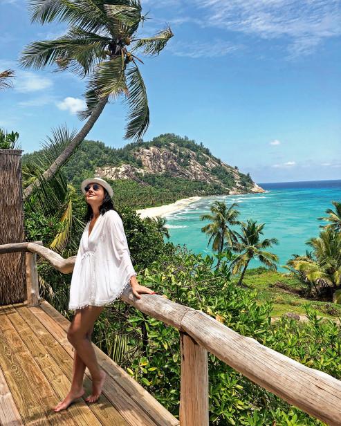 Курорт приветствует идею наслаждения и единения с  природой