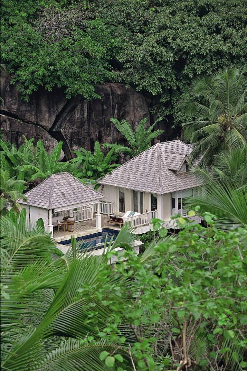 Отель Banyan Tree Seychelles