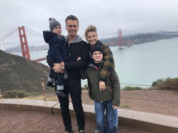 Мост Golden Gate, Сан-Франциско, США