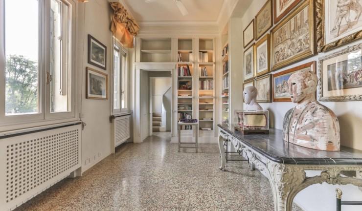 Апартаменты Живанши в Венеции