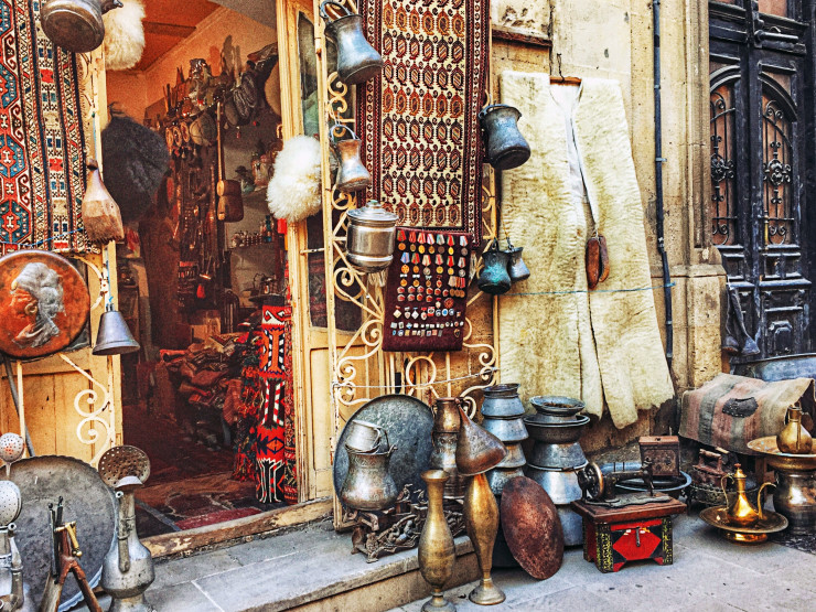 Баку, Старый город