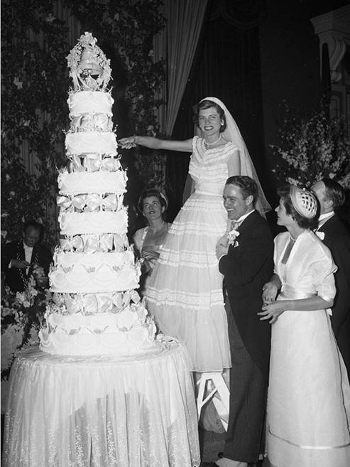 Kennedy Shriver Wedding