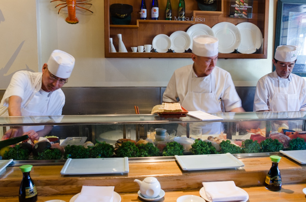 Pastry Chef Kei Hasegawa of Matsuhisa- Los Angeles, CA