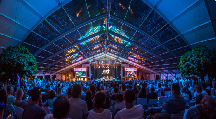 Leopolis Jazz Fest. Фото: caravan.ua