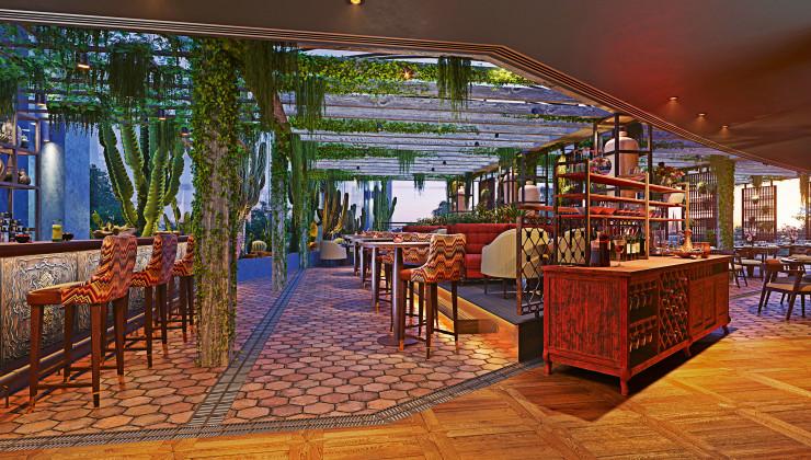 Ресторан COYA Monte-Carlo