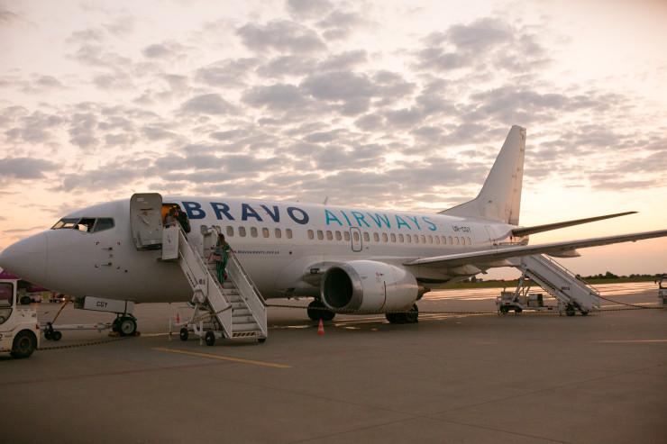 Фото: пресс-служба Bravo Airways