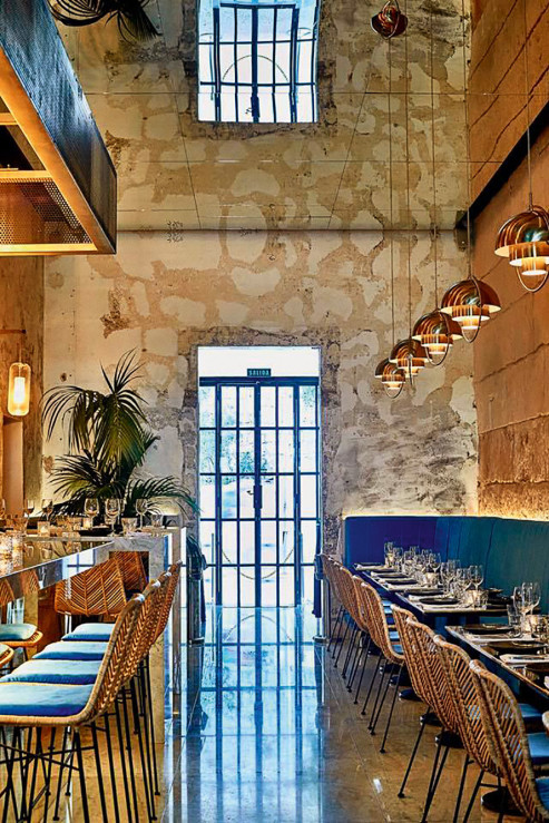 Ресторан Maison le Vrai